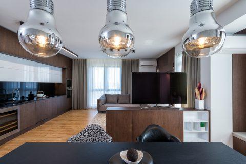 Interior of apartment #3