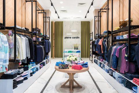 Pierre Cardin store